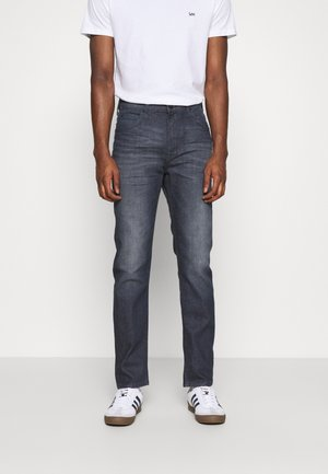 AUSTIN - Jeans Tapered Fit - dark shark