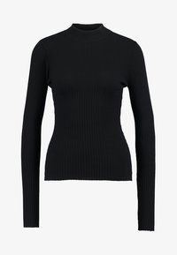 Even&Odd - Strickpullover - black - 3
