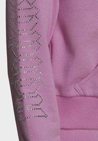 adidas Originals - Zip-up sweatshirt - pink - 8