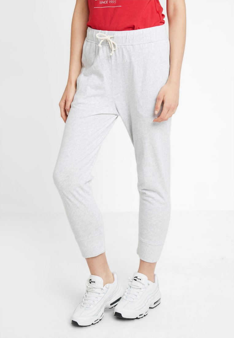 American Vintage - Tracksuit bottoms - polair chine