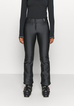 WOMAN LONG PANT WITH INNER GAITER - Pantalón de nieve - acciaio