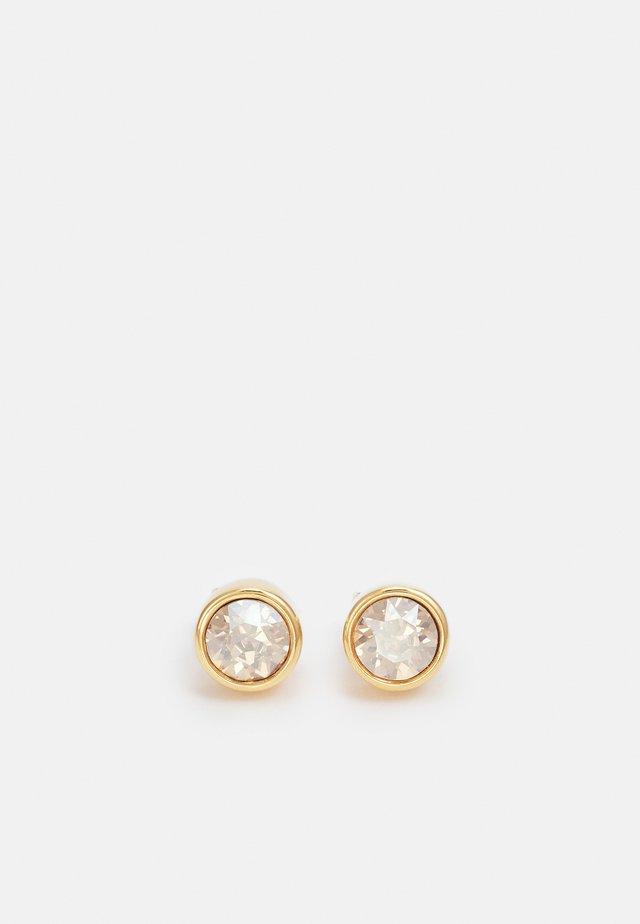 NOBLE EARRING - Boucles d'oreilles - gold-coloured