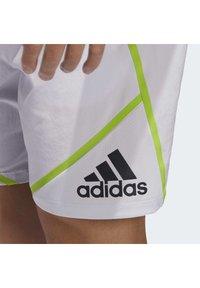 adidas Performance - PRIMEBLUE SHORTS - Pantalón corto de deporte - grey - 6