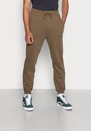 JJIKANE JJBRINK PANTS - Spodnie treningowe - brown