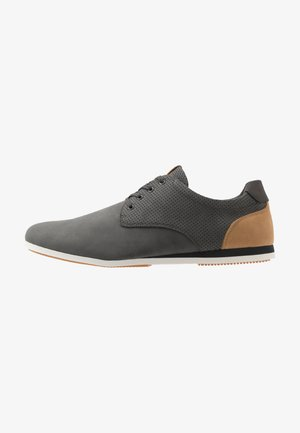 IBARENI - Casual lace-ups - dark grey