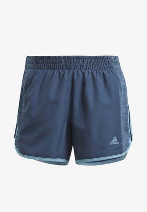 MARATHON 20 COOLE RESPONSE AEROREADY RUNNING SHORTS - Pantalón corto de deporte - crew navy/hazy blue