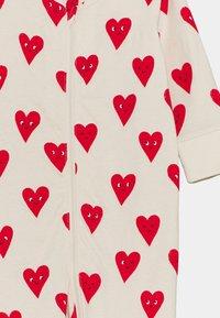 Lindex - HEART UNISEX - Pyjamas - beige - 2