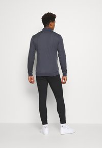 Lyle & Scott - WINDSHIELD 1/2 ZIP MIDLAYER - Sweatshirt - observer grey - 2