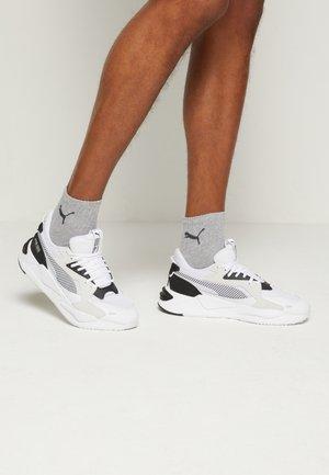 SHORT CREW 6 PACK UNISEX - Sports socks - blue combo