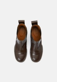 See by Chloé - MALLORY - High heeled ankle boots - dark brown - 8