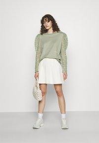 Miss Sixty - Maglietta a manica lunga - green grey - 1