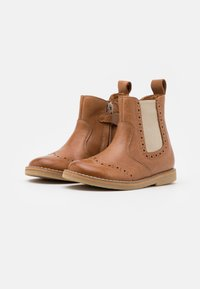Froddo - CHELYS BROGUE UNISEX - Classic ankle boots - brown - 1
