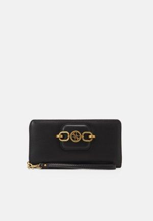 HENSELY CHEQUE ORGANIZER - Wallet - black
