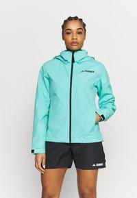 adidas Performance - TERREX MULTI RAIN.RDY - Training jacket - acimin - 0