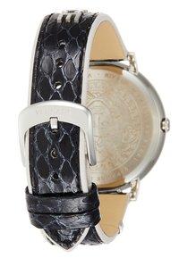 Versace Watches - CIRCLE LOGOMANIA EDITION - Watch - black - 2