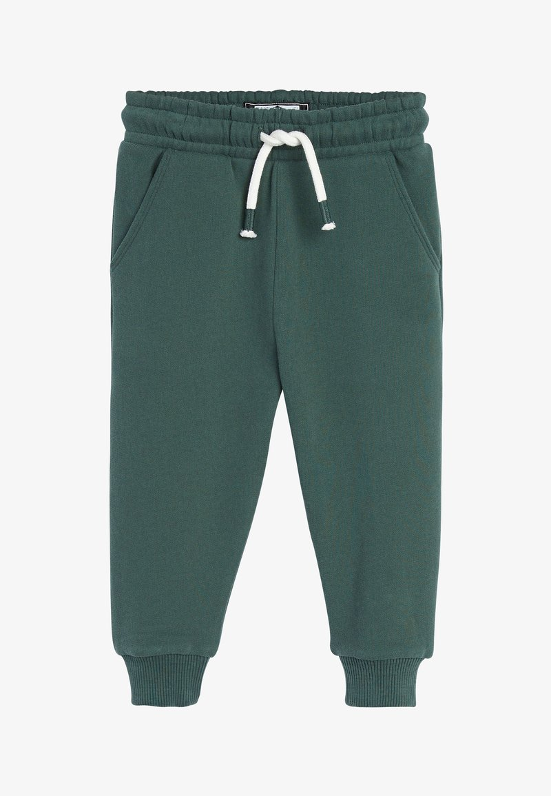 Next - SOFT TOUCH - Tracksuit bottoms - green
