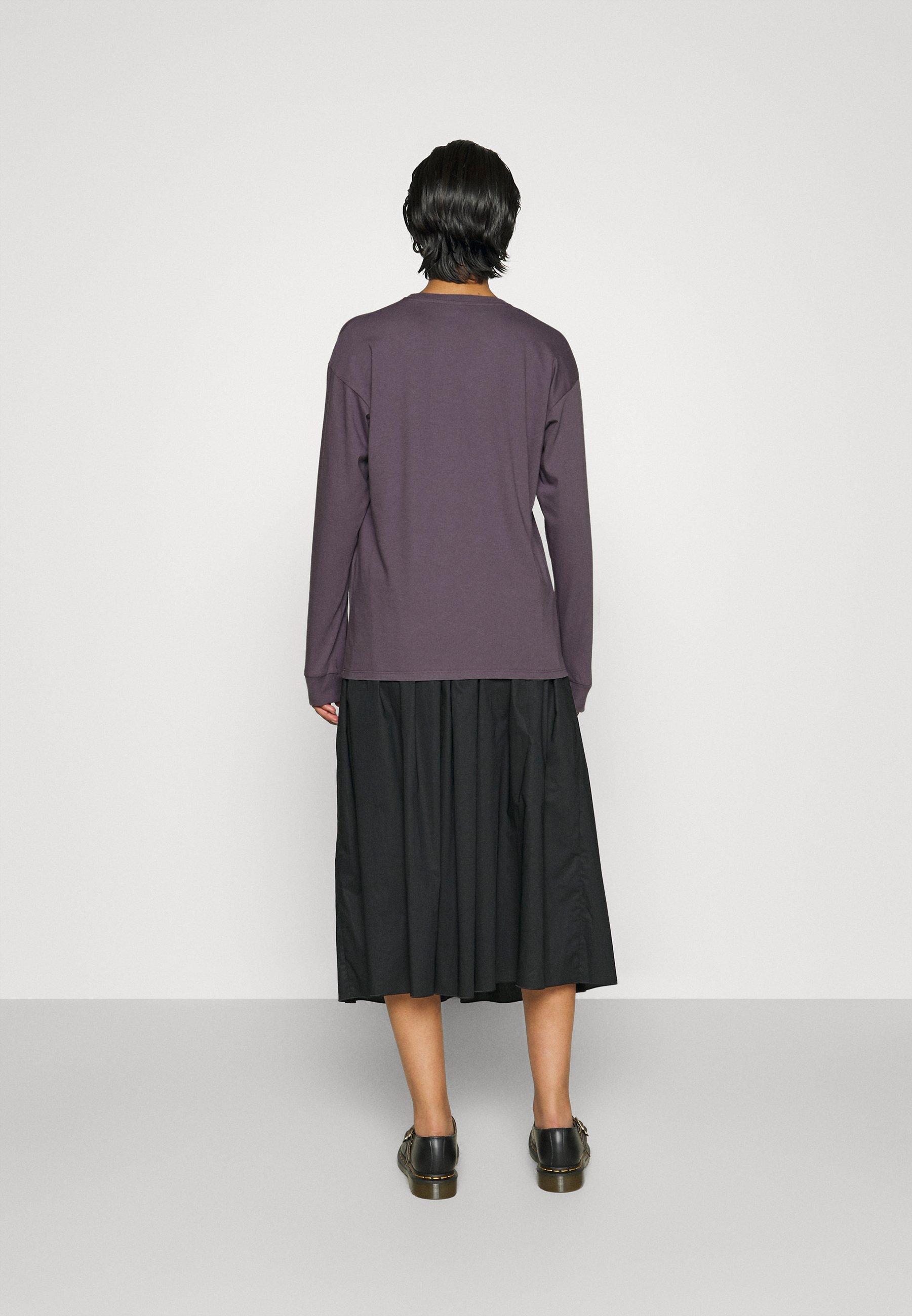 Damen POCKET - Langarmshirt