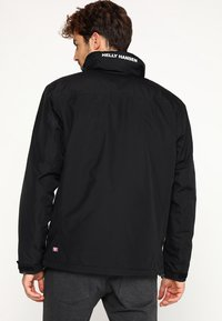 Helly Hansen - DUBLINER INSULATED JACKET - Waterproof jacket - black - 3