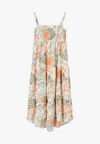 Name it - Maxi dress - bright white - 0