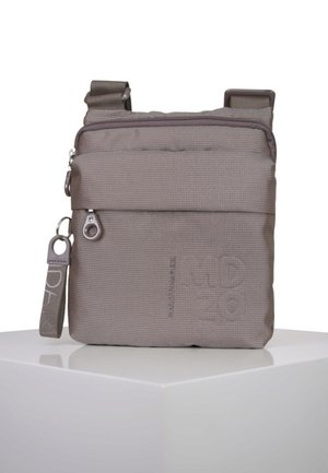 CROSSOVER  - Across body bag - taupe