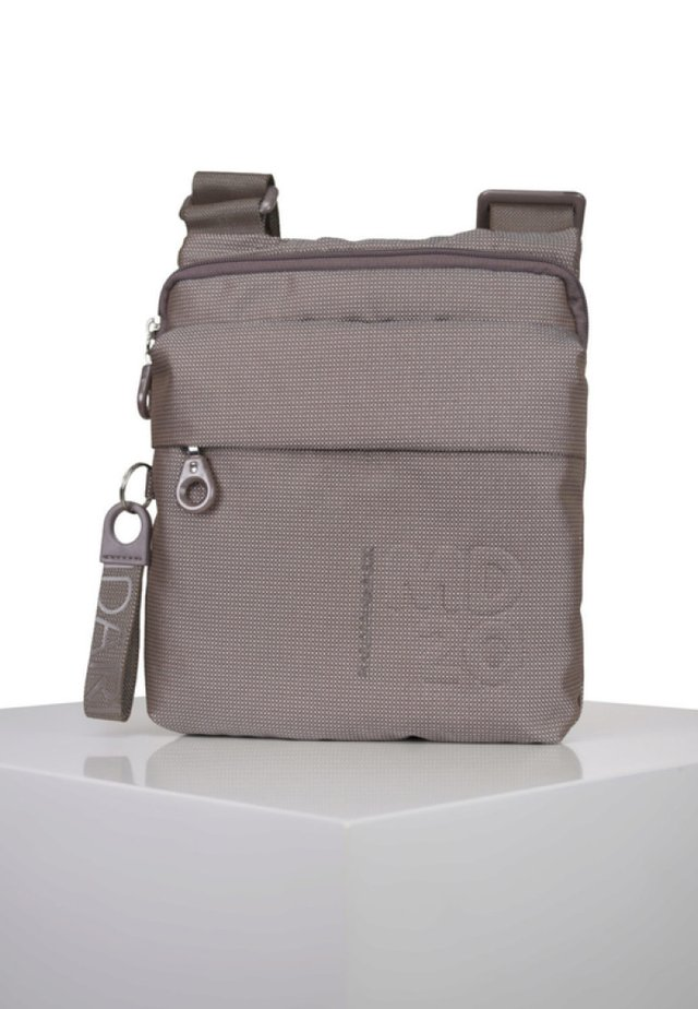 CROSSOVER  - Sac bandoulière - taupe