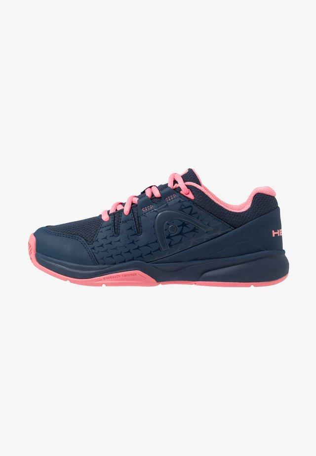 BRAZER WOMEN - Chaussures de tennis toutes surfaces - blue
