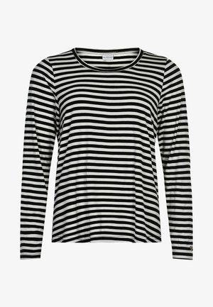 MAJORNA - Långärmad tröja - black