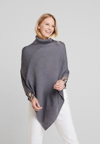 Anna Field - Kapper - mottled dark grey - 0