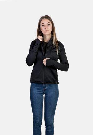Veste polaire - black/black