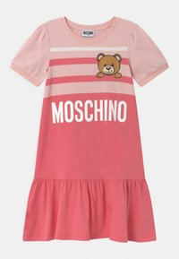 MOSCHINO - Jersey dress - sugar/camellia rose - 0