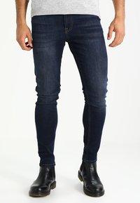 YOURTURN - Jeans Skinny Fit - dark blue denim - 0