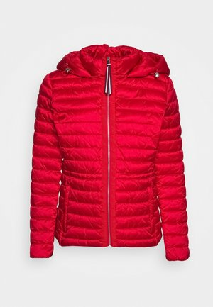 JADE ECO FILL - Light jacket - primary red