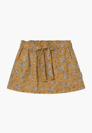 NUGGA - A-line skirt - canary