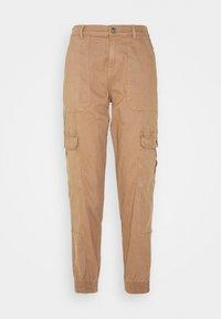 ONLGIGI CARRA LIFE  - Pantalones cargo - tigers eye