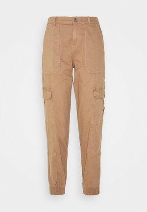 ONLGIGI CARRA LIFE  - Cargo trousers - tigers eye