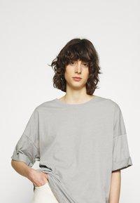 American Vintage - CYLBAY - Basic T-shirt - craie - 3