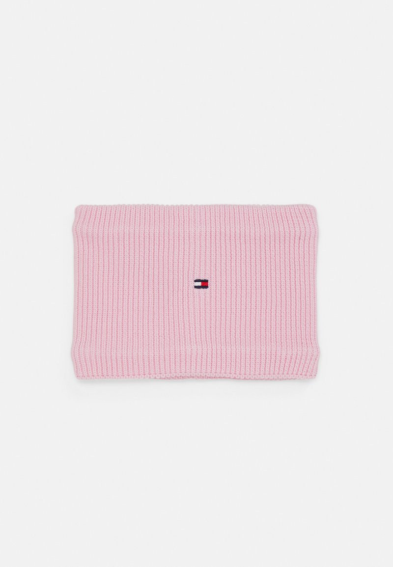 Tommy Hilfiger - FLAG SNOOD  UNISEX - Écharpe tube - pink