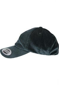 Flexfit - SATIN DAD  - Cap - dark green - 4