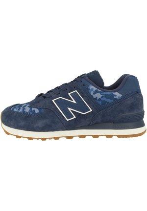 SCHUHE ML 574 - Sneakers - navy-moonbeam