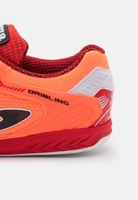 Joma - DRIBLING - Indoor football boots - orange - 5