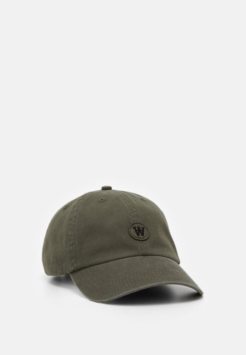 Wood Wood - ELI - Cap - army green