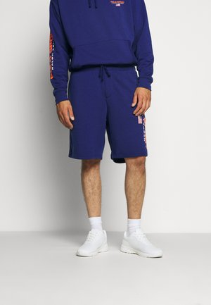 Tracksuit bottoms - fall royal