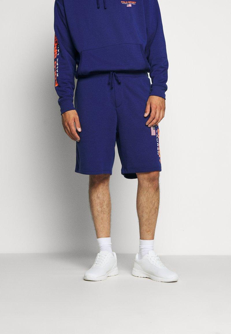 Polo Ralph Lauren Big & Tall - Tracksuit bottoms - fall royal