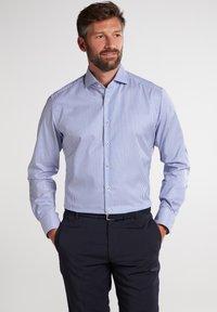 Eterna - Shirt - blau/weiß - 0