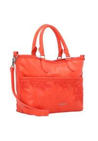 Desigual - LYRICS HOLLYWOOD  - Handbag - coral - 4