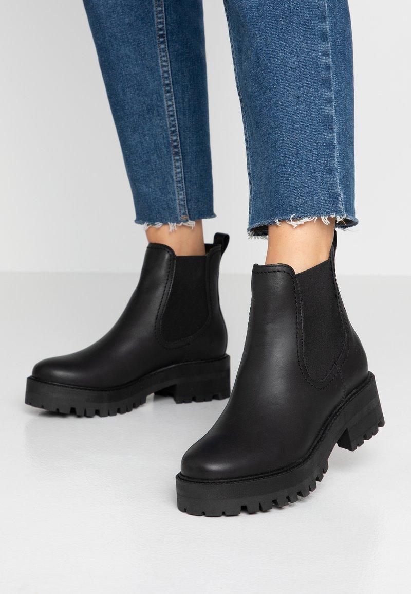 Tamaris - Ankelstøvler - black