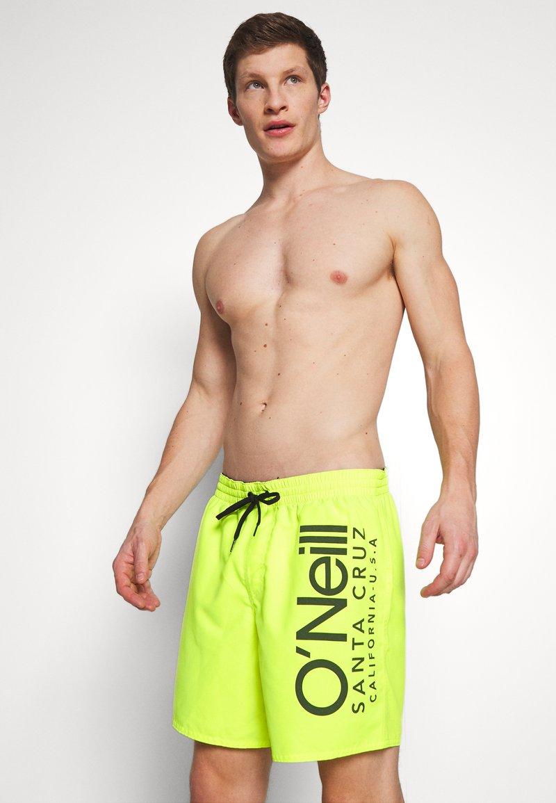 O'Neill - CALI - Swimming shorts - new safety yellow