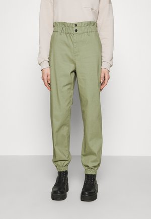 ONLCECE PANT - Trousers - oil green