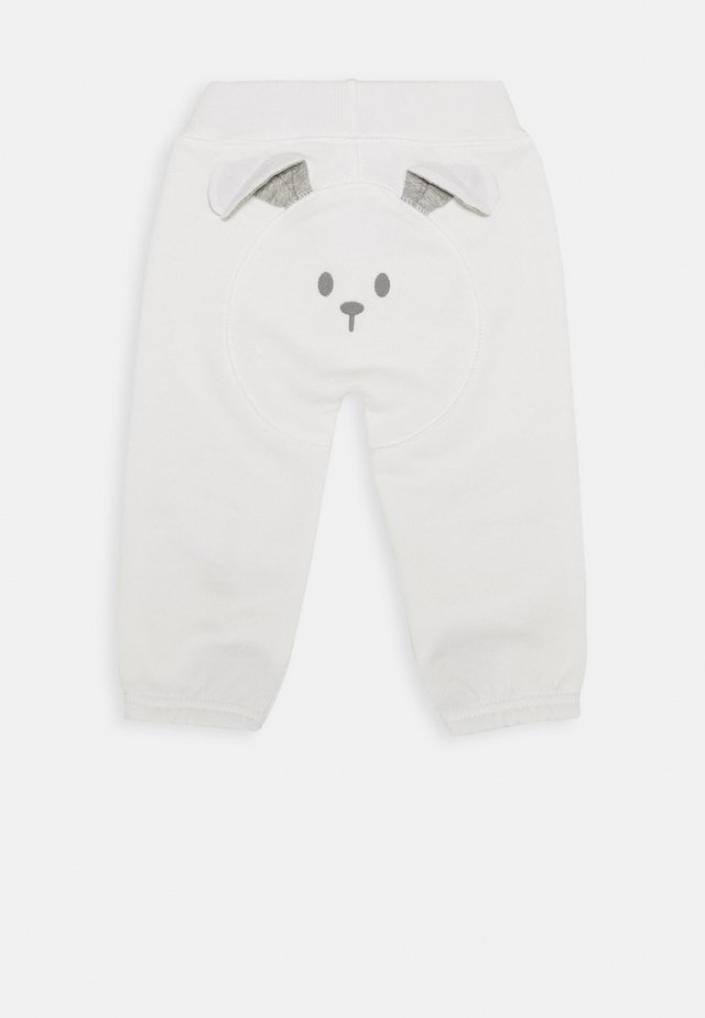 TROUSERS - Bukse - white