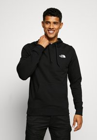 The North Face - GRAPHIC HOODIE - Luvtröja - tnf black/tnf white - 2